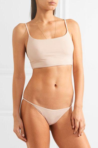 Broochini - Lyla Bikini Top - Beige
