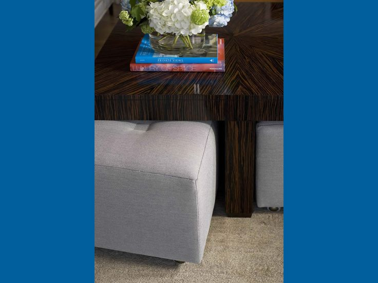 pull out stools under coffee table : Decorating Ideas : Pinterest