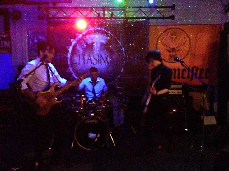 Black Swan 1st gig