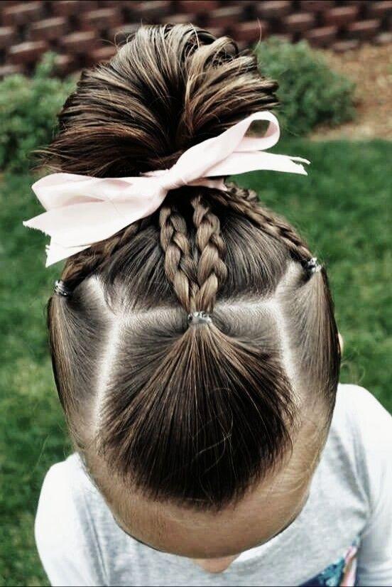 Peinado de niña \u2026