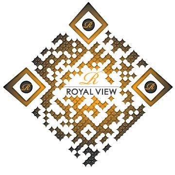 Check out this Super Cool Custom Branded QR Code for Royal View Apartments by The http://www.RentSeeker.ca Team