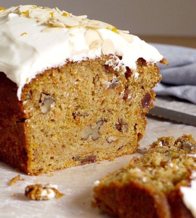 Luxury carrot cake recipes