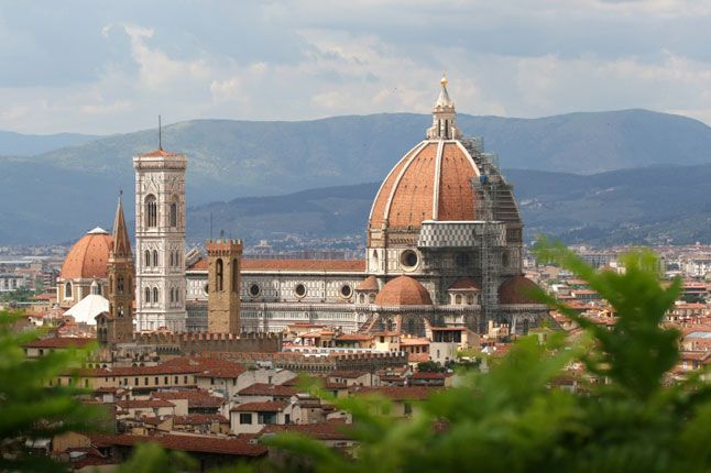 Where to Stay in Florence - Travel Guide (Condé Nast Traveller) Also guides on Rome, Naples and Milan