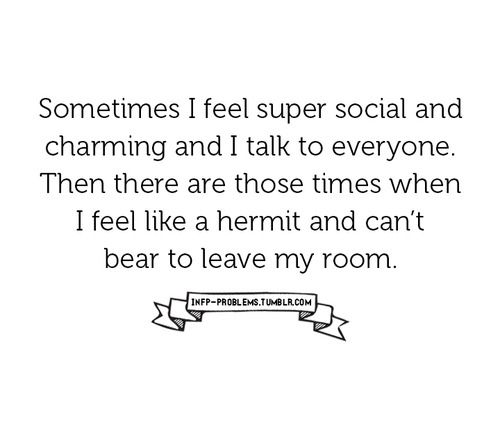 INFP Problems | Quotes at Repinned net