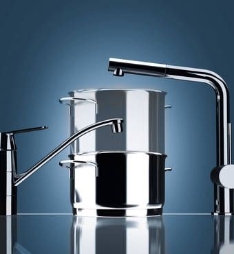 Choose your perfect Kitchen Mixer Tap