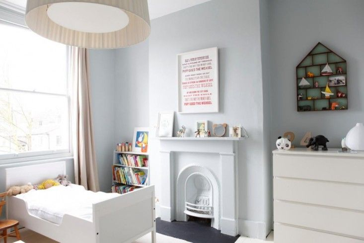 Love everything about this room. Victorian house in Stoke Newington, London   Remodelista