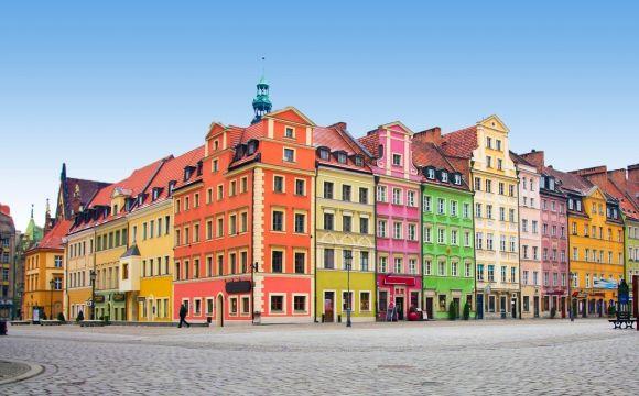 Top 10 des destinations les plus colorées du monde - WROCLAW, Pologne