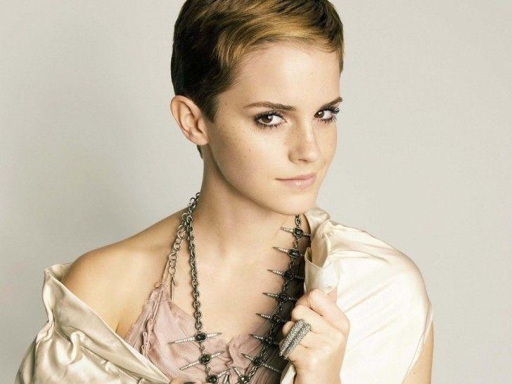 Emma Watson Wallpapers : Emma Watson Short Hair