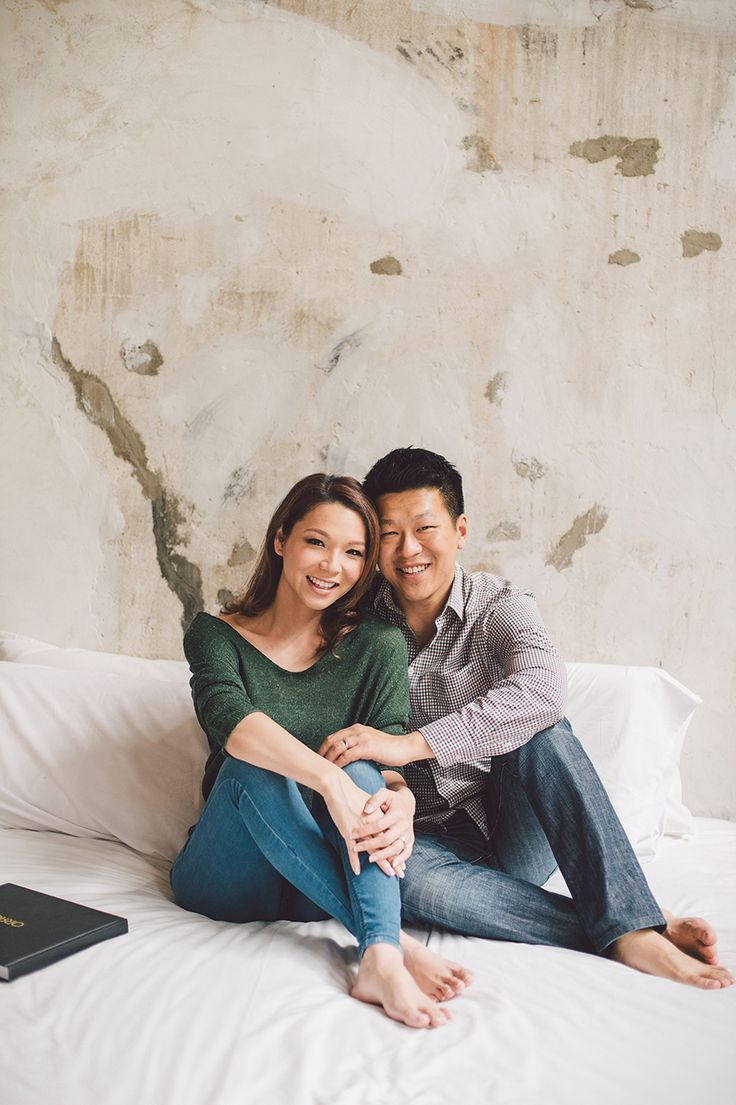 Shaun and Vivian's Romantic Engagement Shoots in Penang and Ipoh