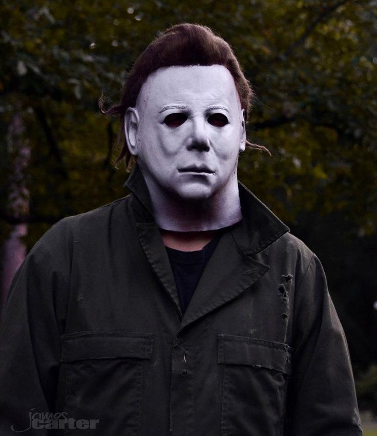 SHAT Michael Myers mask - Voted The Best Michael Myers mask of All Time