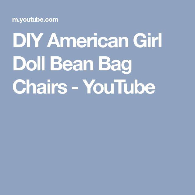 The 25 Best DIY Doll Bean Bag Chair Ideas On Pinterest