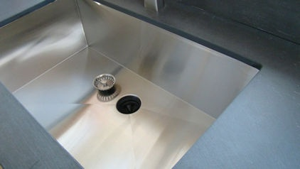 kitchen sinks by SeamlessSink