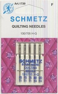 If you have ever had difficulty piecing a garment or quilt, you know how important your choice of needle can be. This primer will give you an overview of the type of sewing machine needle you should choose for your project.