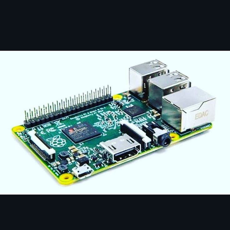 Something we loved from Instagram! The new raspberry pi 3 was released recently…