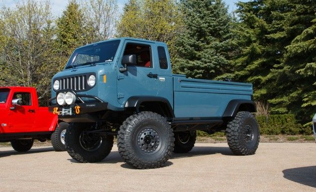 offroad jeep   New Mopar Off-Road Parts Launching with Jeep Wrangler V-8 Conversion ...