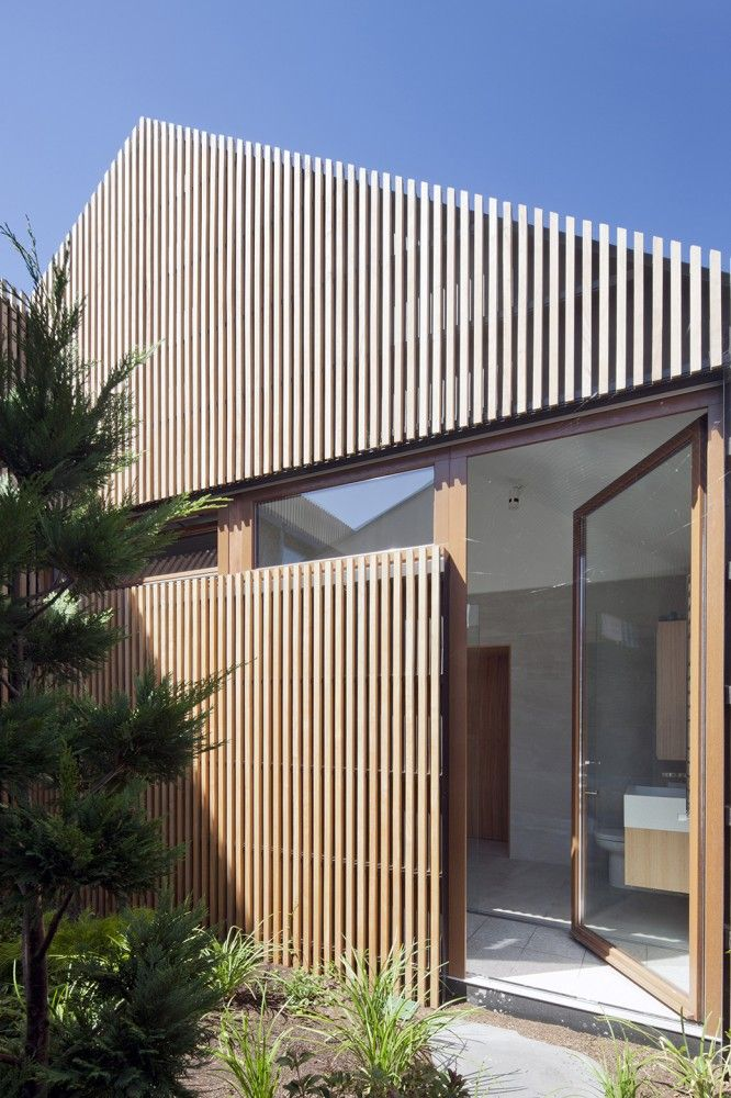 // House in House by Steffen Welsch Architects. Photo: Shannon McGrath