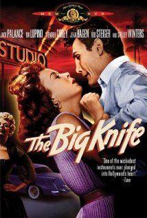 The Big Knife / HU DVD 2407 / http://catalog.wrlc.org/cgi-bin/Pwebrecon.cgi?BBID=6817005