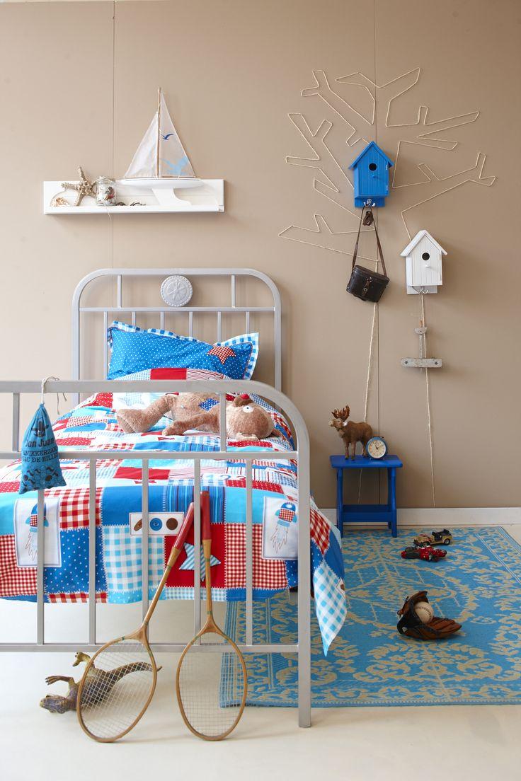 Love the colors & the little birdhouses  @Sonja Mantje-Lendinez! lifestyle