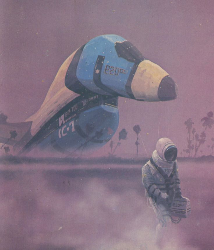 70s Sci Fi Art Chris Foss: 119 Best Images About Science Fiction Art On Pinterest