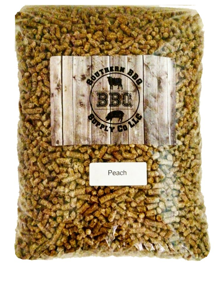 Peachwood BBQ Pellets