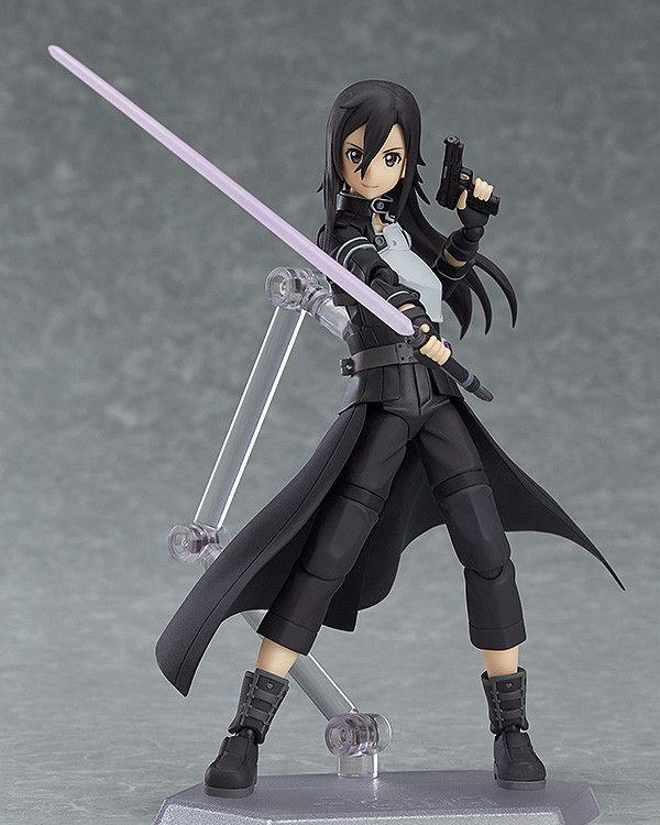 Sword Art Online II Figma Action Figure - Kirito GGO ver. (Gun Gale Online) @Archonia_US