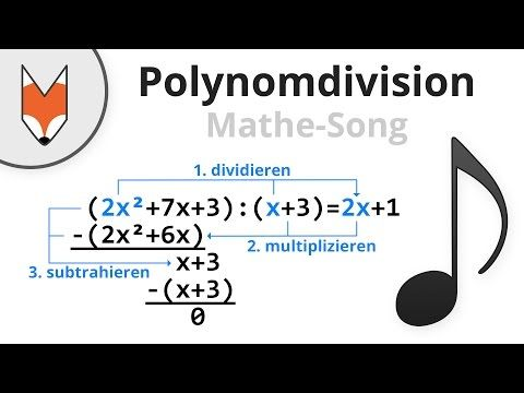 Quadratische Funktionen (Mathe-Song) - YouTube