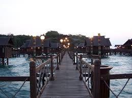 WISATA PULAU BIDADARI - Tempat Wisata Pulau