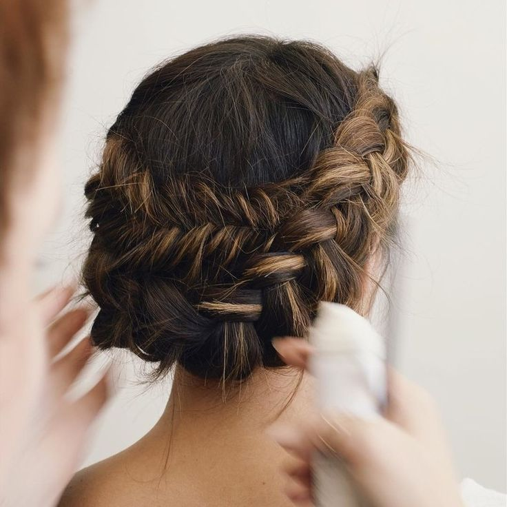61 Wedding-Ready Braids – #braids #weddingready