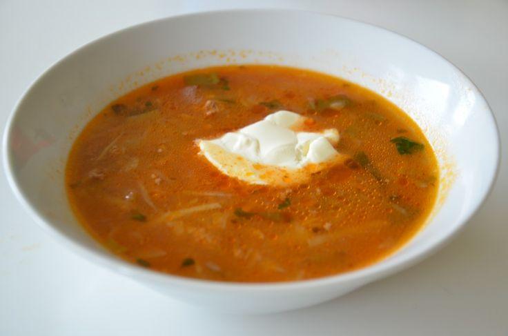 RECEPT: god soppa på färs, purjolök, vitlök och potatis – perfekt till vardags