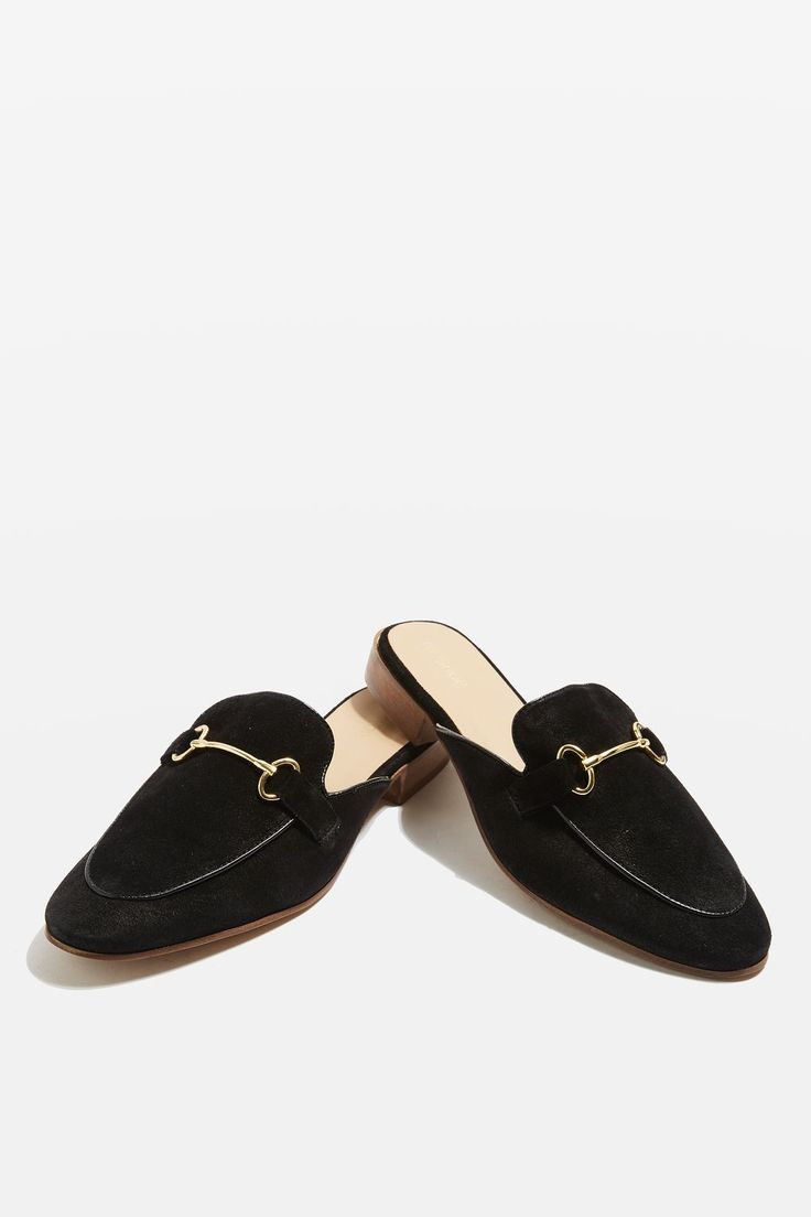 ALEXA Slip On Mules - Shoes- Topshop USA