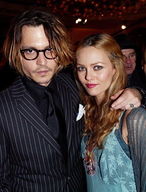 C'est fini : la love story de Vanessa Paradis et Johnny Depp en 10 photos   Glamour