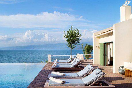 Seafront Villa <br> Sparto, Greece