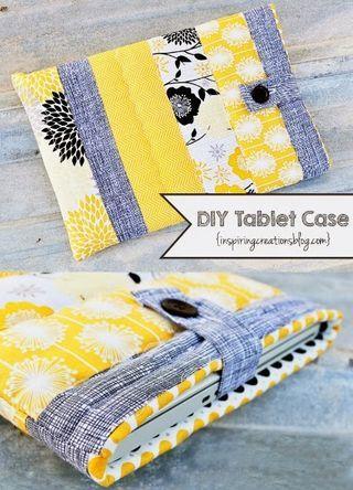 DIY Tablet Case by Inspiring Creations | U Create | Bloglovin'