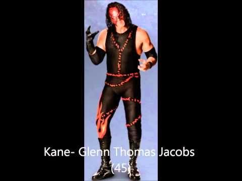 Wrestler's Real Names!