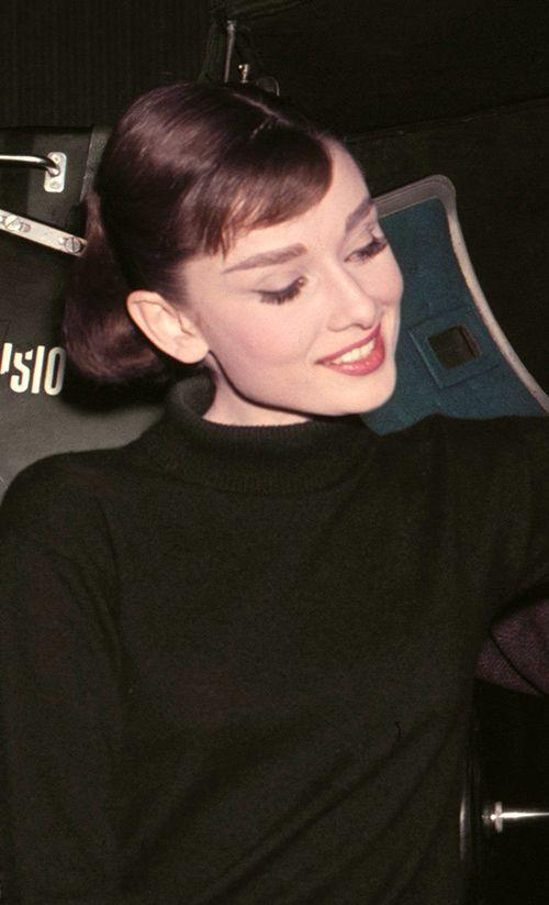 Audrey Hepburn ~ Funny Face, 1957