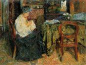 Mario Sironi, pintor italiano, nació en Sassari, en 1885, creador del movimiento pictórico conocido como Novecento