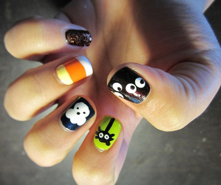 The 25 best cartoon nail designs ideas on pinterest nail art cartoon nail art designs for women 2015 prinsesfo Images
