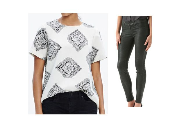 The Marilyn Denis Show   Marilyn's Outfit: October 1, 2015