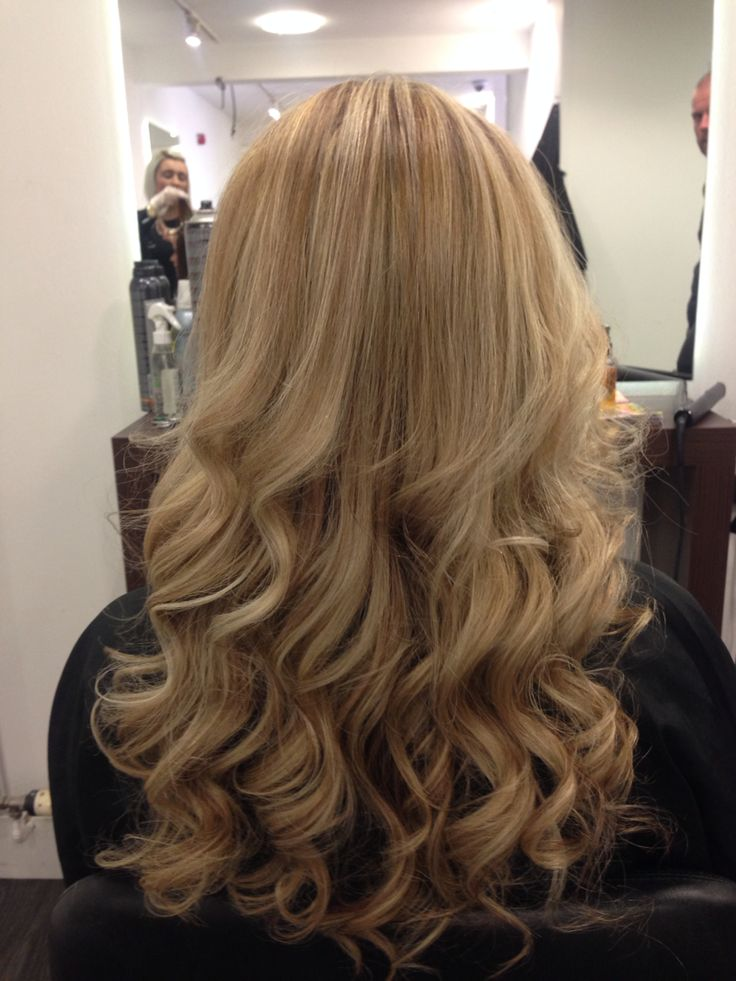 17 Best Images About Curly Blowdry Ghd Curls On Pinterest