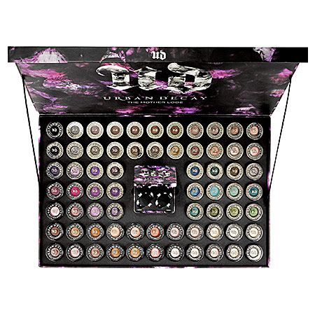 Can all my friends just pool together this Christmas with giftcards?? It's $600 and I will die happy. // The Mother Lode Shadow Set - Urban Decay | Sephora