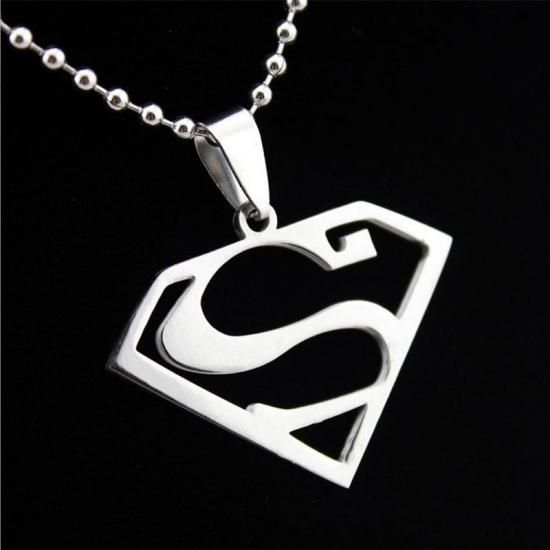 Superman Steel Necklace