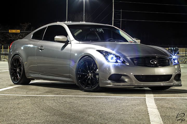 Head lights and Grill i want for my car. G37 coupe