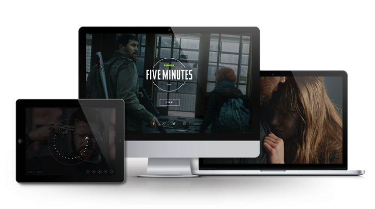 FIVE MINUTES | UNIT9 #interactive #animation #css