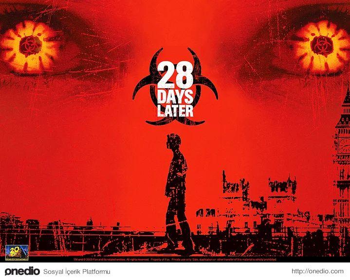 28 Gün Sonra / 28 Days Later... (2002)
