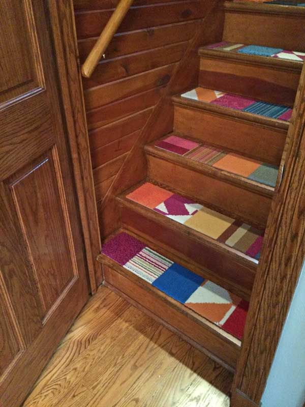 Best 25 Carpet Stair Treads Ideas On Pinterest Removing