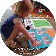 Each child's portfolio should be unique to the individual child, the family, the Educator and the learning environment. The CD contains 52 templates in both word and PDF. The templates divided into five categories; About Me, Songs, Family Input, Educator, Photo Blurbs and Covers. Information for Educators in relation to portfolios and the Early Years Learning Framework and National Quality Standards is also included.
