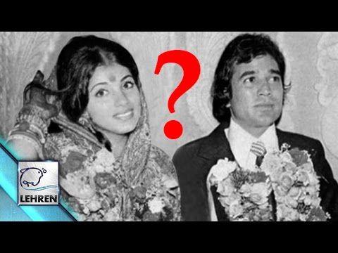 Why Rajesh Khanna Married Dimple Kapadia???