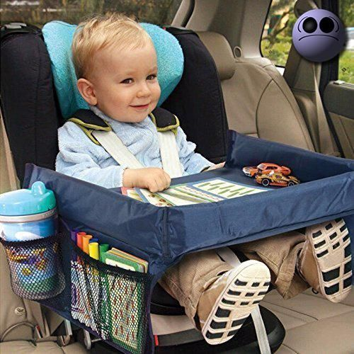 for use eazzzy kids car tray snack and play travel tray for car seat the travel tray is perfect for car seatalso for kids chairs air travel or