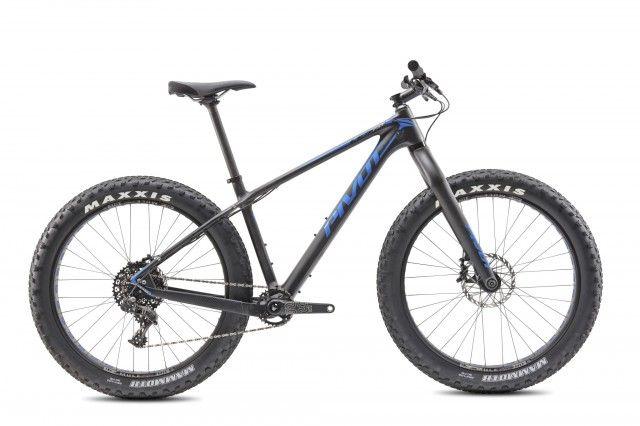 Pivot Cycles анонасировал новый карбоновый менее толстый байк(LES Fat bike)