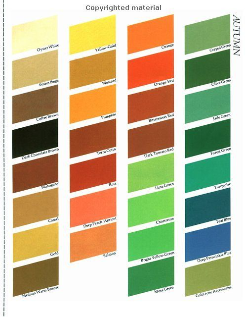 http://vixeninsf.hubpages.com/hub/Your-Makeup--Clothing-Color-Palette